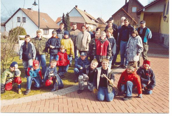 "Aktion ""Saubere Landschaft"" 2003"