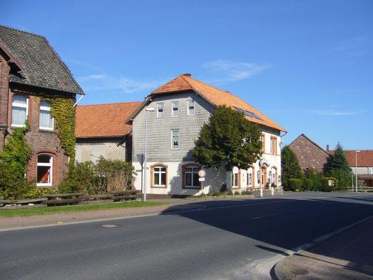 Mainzholzen Ortseingang