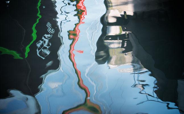 Hamburger Unterwelten III ·  150 x 100 cm  ·  Preis auf Anfrage  ·  © Karena Kanamüller