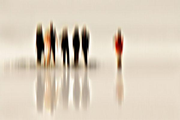 Grenzgang 8 · 120 x 80 cm · Leinwand auf Keilrahmen: € 660,- · Aludibond: € 540,- · Acrylglas auf Aludibond: € 990,-  · © Karena Kanamüller