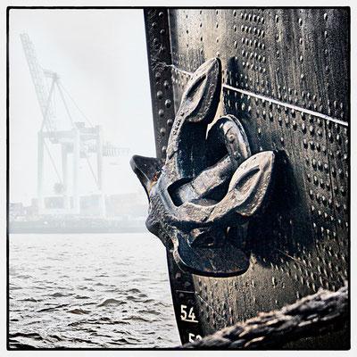 Hafen Impression 82 · 40 x 40 cm · Leinwand auf Keilrahmen: € 320,- ·  Aludibond: € 420,- ·  Acrylglas auf Aludibond: € 530,-