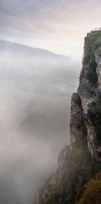 Limone sul Garda II · 60 x 120 cm · Leinwand auf Keilrahmen: € 510,- ·  Aludibond: € 630,- ·  Acrylglas auf Aludibond: € 770,-  · © Stefan Korff