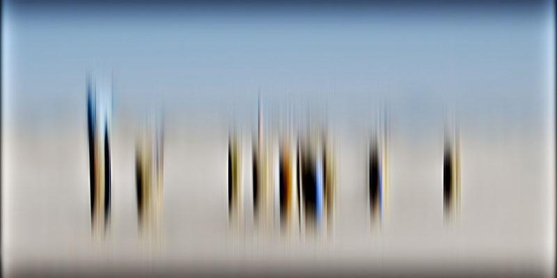Grenzgang 4 · 120 x 60 cm · Leinwand auf Keilrahmen: € 490,- · Aludibond: € 610,- · Acrylglas auf Aludibond: € 750,-  · © Karena Kanamüller