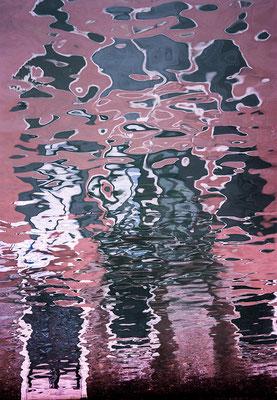 Venezianische Unterwelten II · 60 x 90 cm  ·  Preis auf Anfrage  ·  © Karena Kanamüller