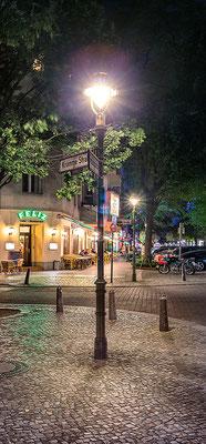 Krumme Straße, 60 x 130 cm  ·  Leinwand auf Keilrahmen: € 560,- · Aludibond: € 690,- ·Acrylglas auf Aludibond: € 830,-  · © Stefan Korff
