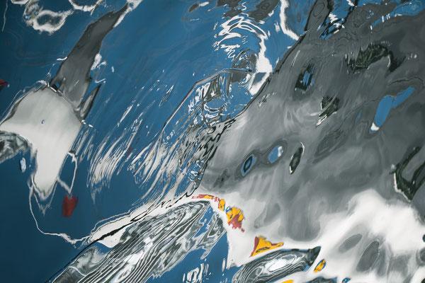 Hamburger Unterwelten VI  ·  120 x 80 cm  ·  Preis auf Anfrage  ·  © Karena Kanamüller