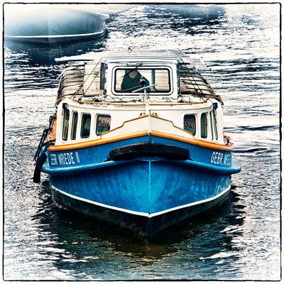 Hafen Impression 8 · 40 x 40 cm · Leinwand auf Keilrahmen: € 320,- ·  Aludibond: € 420,- ·  Acrylglas auf Aludibond: € 530,-