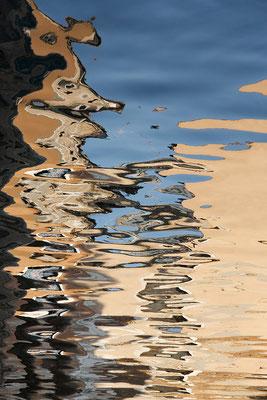 Venezianische Unterwelten XII · 60 x 90 cm · Preis auf Anfrage  ·  © Karena Kanamüller