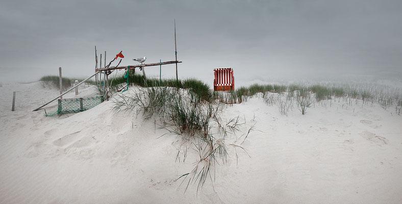 Strandgut · 200 x 100 cm · Leinwand auf Keilrahmen: € 1.190,- · Aludibond: € 1.490,- · Acrylglas auf Aludibond: € 1.790,-  · © Stefan Korff