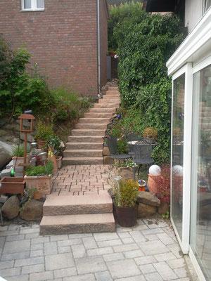 Treppen Siegen treppen treppenbau treppengestaltung gartentreppe meisterbetrieb