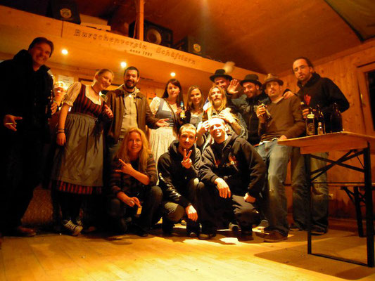 Aftershowparty with Black Bomb A @ Wachhüttn, Schäftlarn