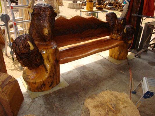 Buffalo Bench