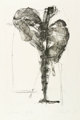 Angelo toscanese - Lithografie (1992)
