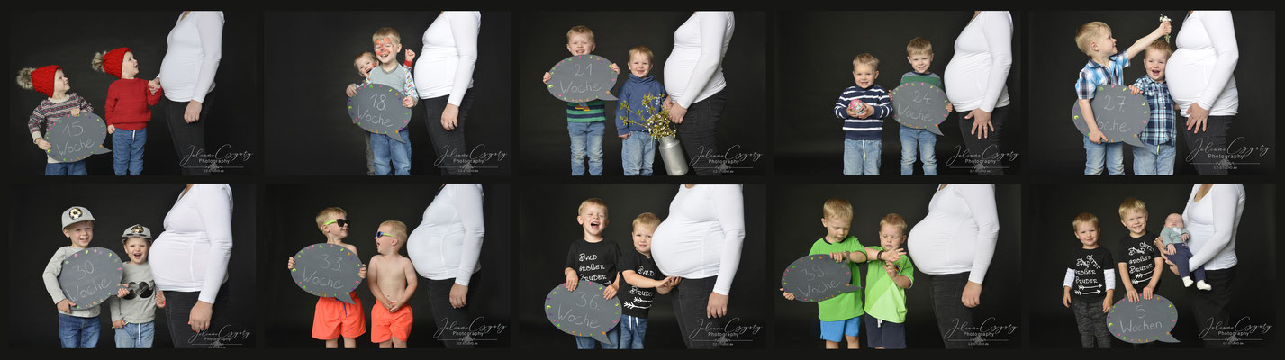 Babybauch Dokumentation - Schwangeschaftsfotografie- Juliane Czysty