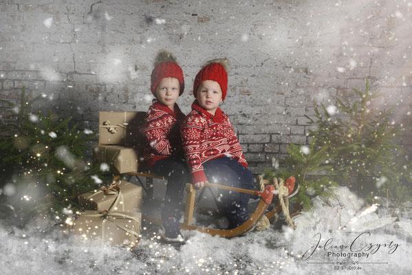 Weihnachtsfotos mit Kindern – Juliane Czysty, Fotografin in Visselhövede bei Rotenburg