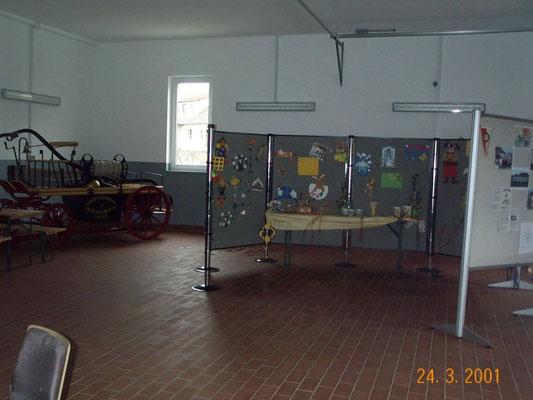 Feuerwehrhalle