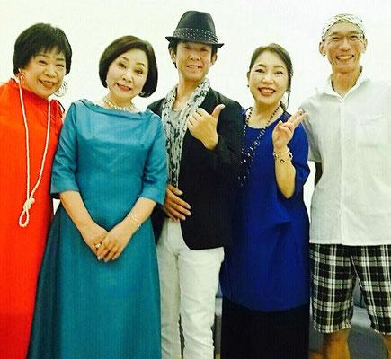 Ryu Heyzo出演イベント「愛…そして出発(たびだち)」