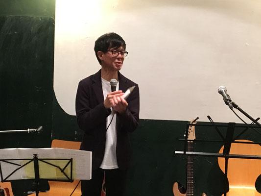 MC / 伴奏:Ryu Heyzo