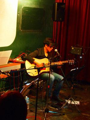 Ryu Heyzo LIVE「眠らないバックグラウンドミュージック vol.04」より