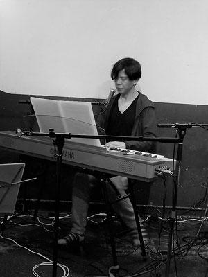 Ryu Heyzo LIVE「眠らないバックグラウンドミュージック vol.04」リハーサル風景