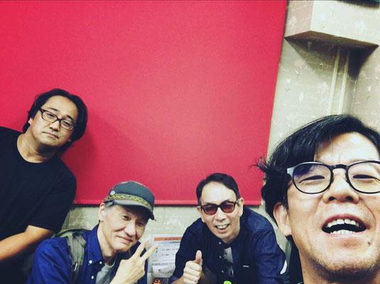 バンドメンバーとリハーサル 2