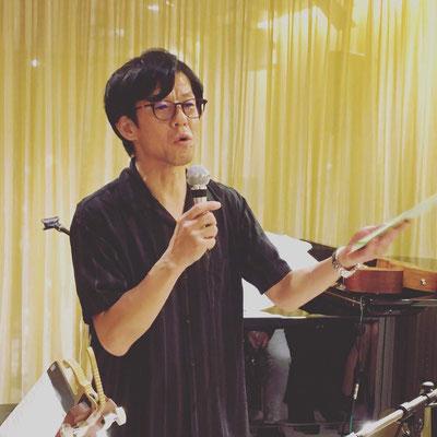 RyuHeyzoがMCと伴奏のすべてを担当しました
