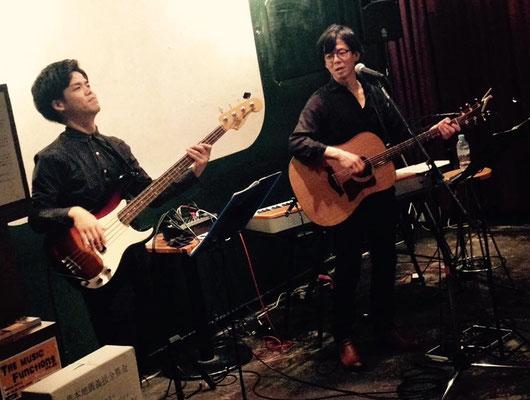 Ryu Heyzo LIVE vol.02「眠らないバックグラウンドミュージック」
