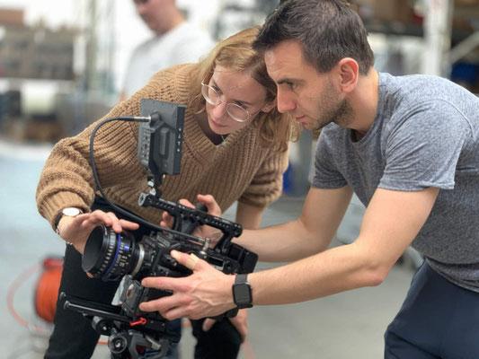 RED Ranger Gemini 5K Filmproduktion Dresden