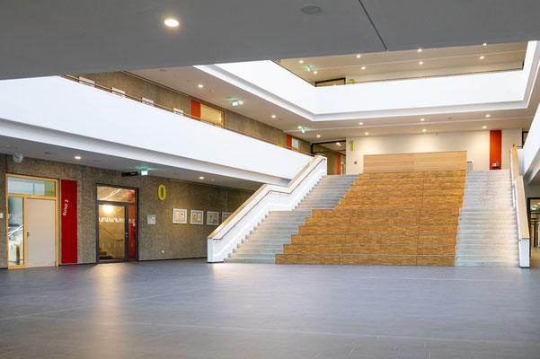 Interieur Architektur Fotos Gymnasium Pieschen