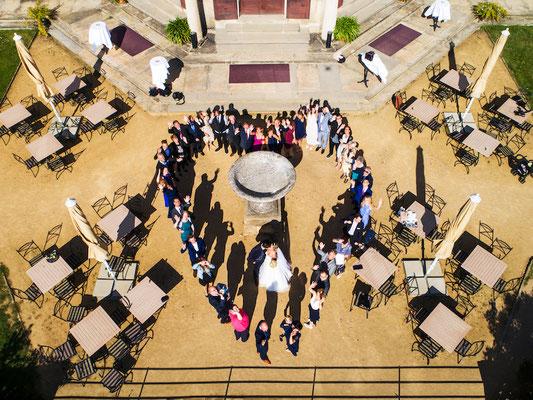 Drohnenfotografen, Drohne Hochzeit, Wedding