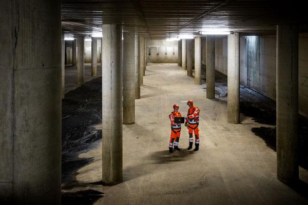 Stadtentwässerung Werbefotografie Dresden
