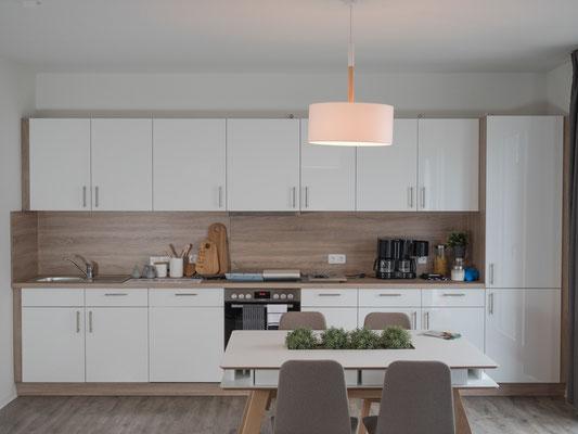 Küchen Innenraum Fotografie