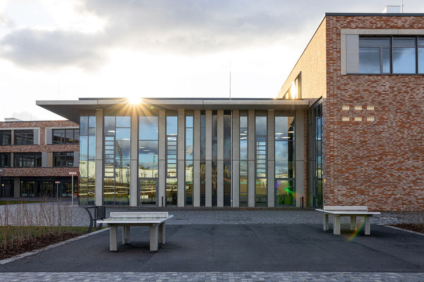 Architekturfotograf Dresden, Tschirnhaus Gymnasium