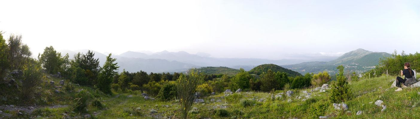 Wunderschönes Pollino Gebirge