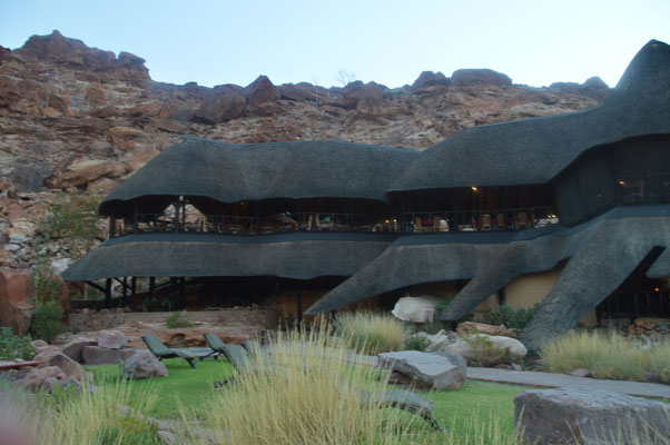 Traumhafte Ferienlodge - Twyfelfontein Country Lodge