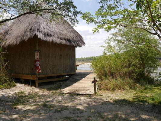 Bungalow direkt am Kavango