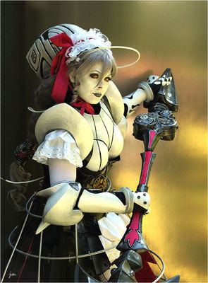 Ashlotte - Soul Calibur IV