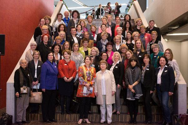 Präsidentinnen der Schweizer Frauenorganisationen, #BND16
