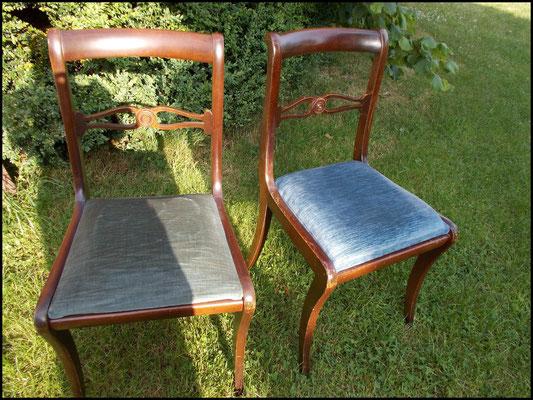 Chaises à restaurer