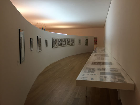 PHOTOstructuralism, Museum Serralves, Porto, exhibition view with different works