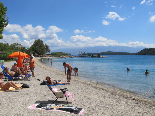 Strand bei NIDRI