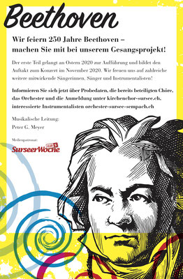 Beethoven Konzerte im November 2020