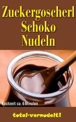 Schoko Nudeln