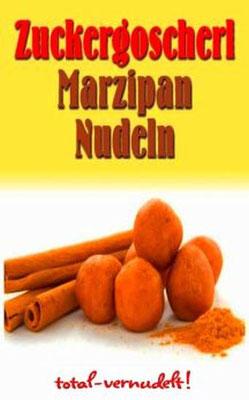 Marzipan Nudeln