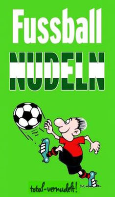Fußball Nudeln