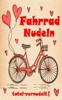 Fahrrad Nudeln