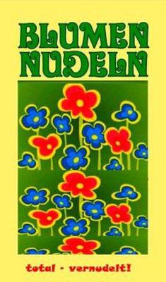Blumen Nudeln