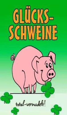 Glückschwein Nudeln