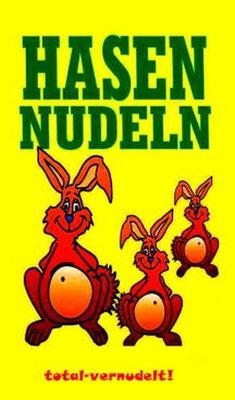 Hasen Nudeln