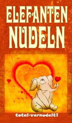 Elefanten Nudeln